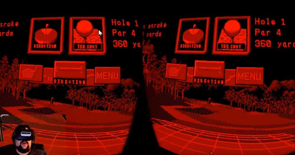 Simulador de la Virtual Boy